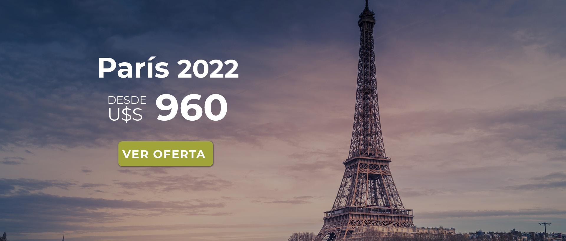 Paris enero mayo