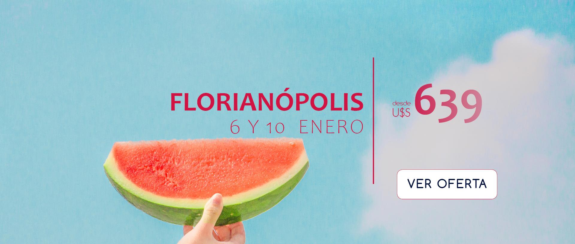 Florianopolis verano