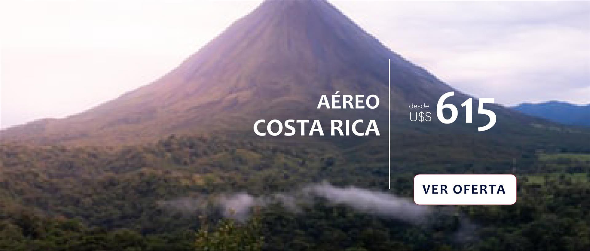 Aéreo Costa Rica